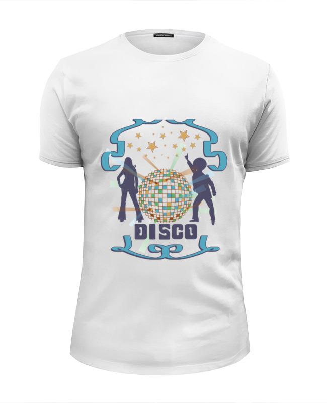 Футболка Wearcraft Premium Slim Fit Printio Диско футболка классическая printio дискотека