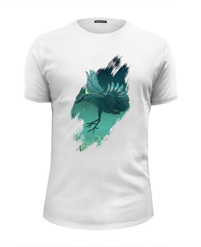 Фото - Printio Птичка футболка wearcraft premium slim fit printio этно птичка
