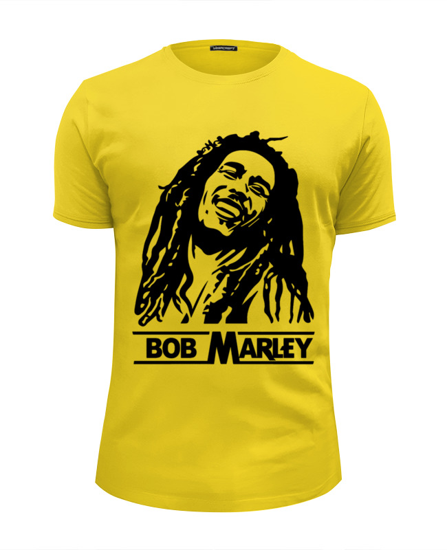 Футболка Wearcraft Premium Slim Fit Printio Bob marley футболка wearcraft premium slim fit printio grunge bob