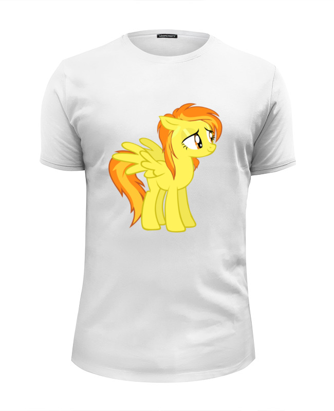 купить Футболка Wearcraft Premium Slim Fit Printio Pony по цене 712 рублей