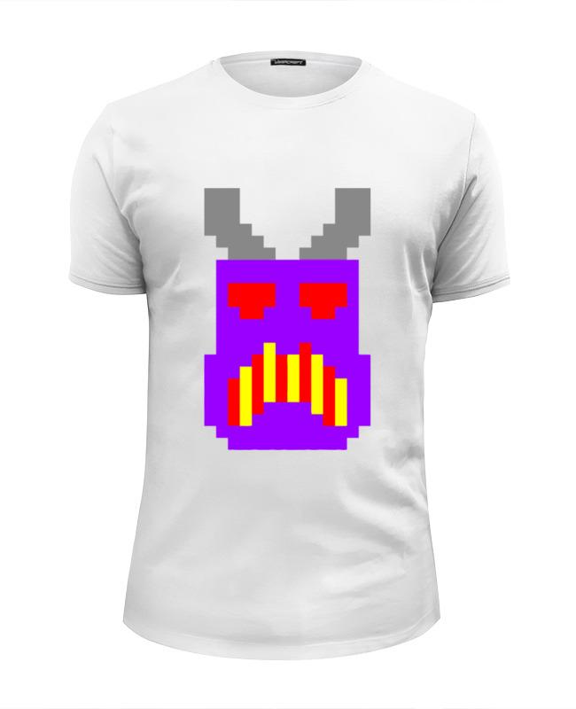 Футболка Wearcraft Premium Slim Fit Printio Игрушечный бонни (майнкрафт) футболка wearcraft premium printio игрушечный бонни майнкрафт