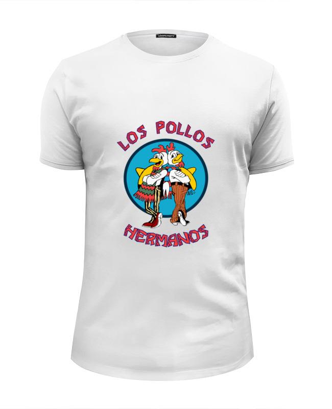 Футболка Wearcraft Premium Slim Fit Printio Los pollos hermanos футболка wearcraft premium slim fit printio los angeles