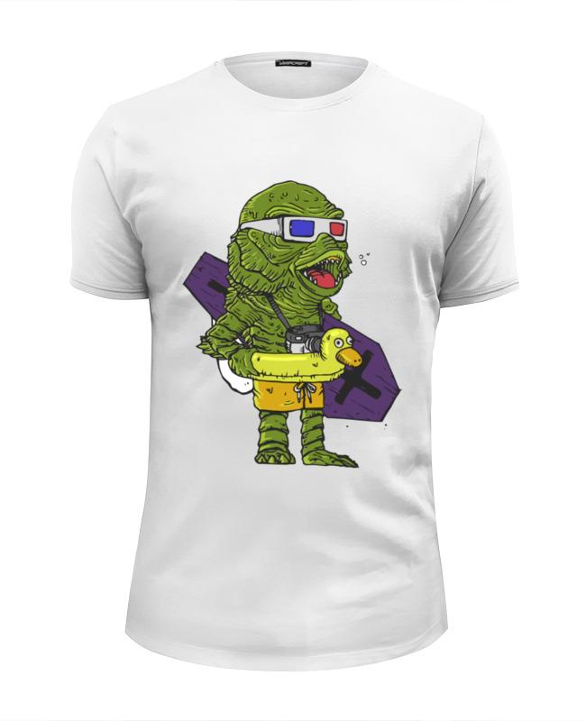 Printio Монстр в 3d футболка wearcraft premium printio монстр в 3d