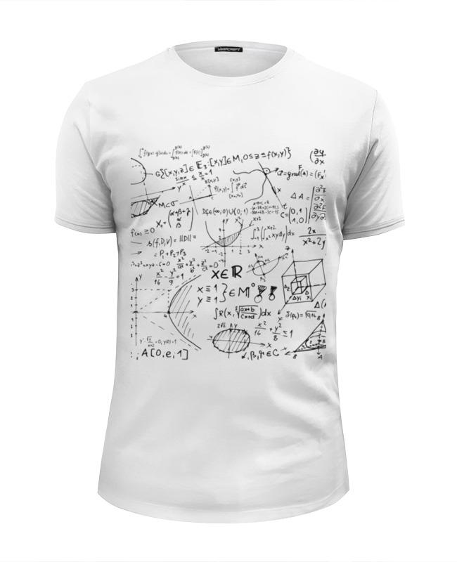 Printio Математика, физика, формулы футболка wearcraft premium printio это физика