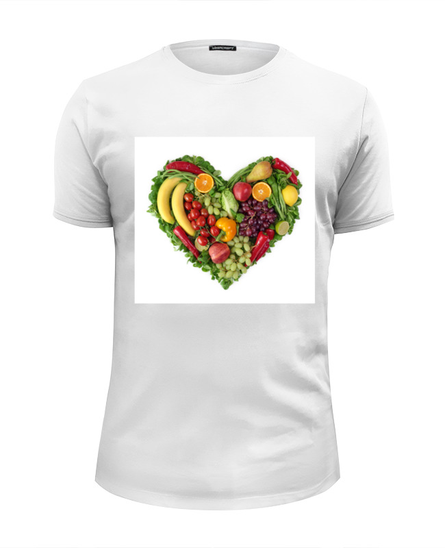 Printio Fruit heart fruit