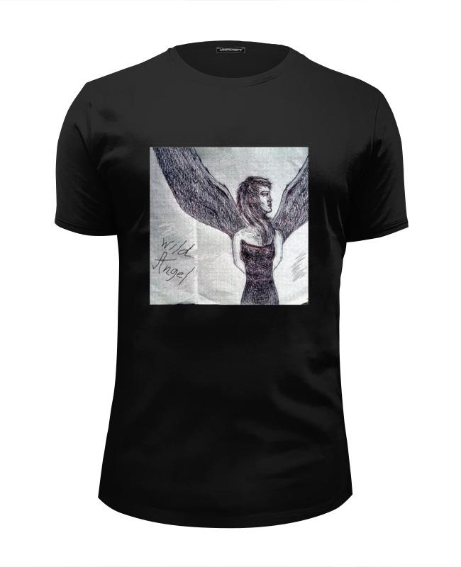 Printio Ангел футболка wearcraft premium slim fit printio цезарь