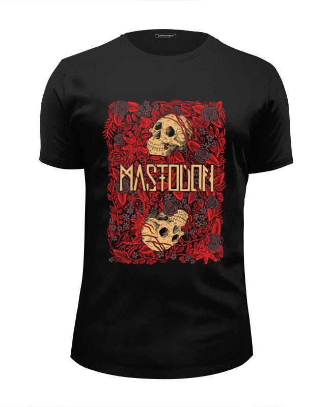 Футболка Wearcraft Premium Slim Fit Printio Mastodon band футболка wearcraft premium slim fit printio hirax band