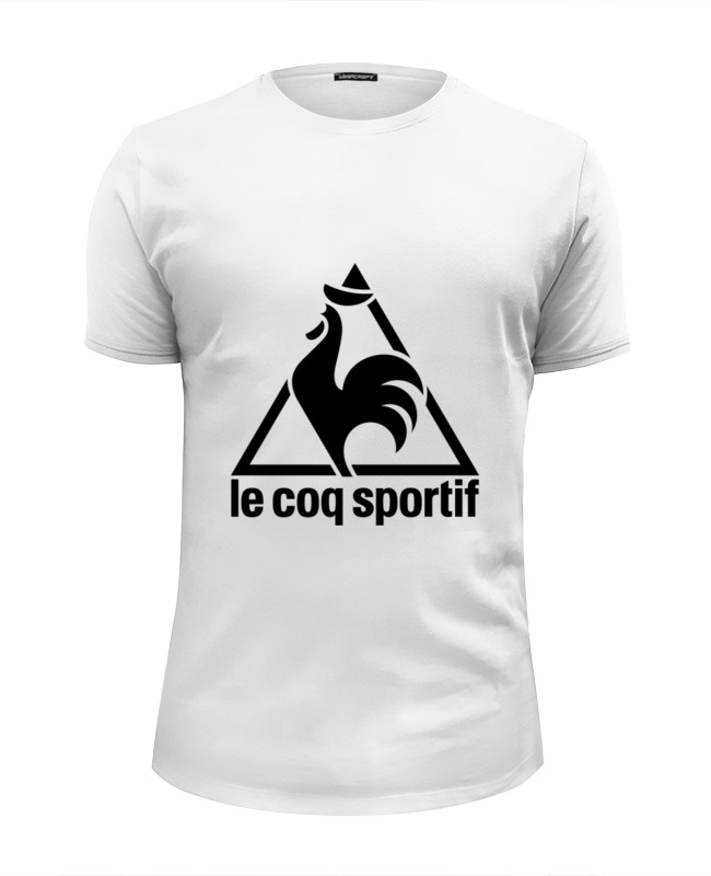 Футболка Wearcraft Premium Slim Fit Printio Le coq sportif кроссовки le coq sportif le coq sportif le004amaivw2
