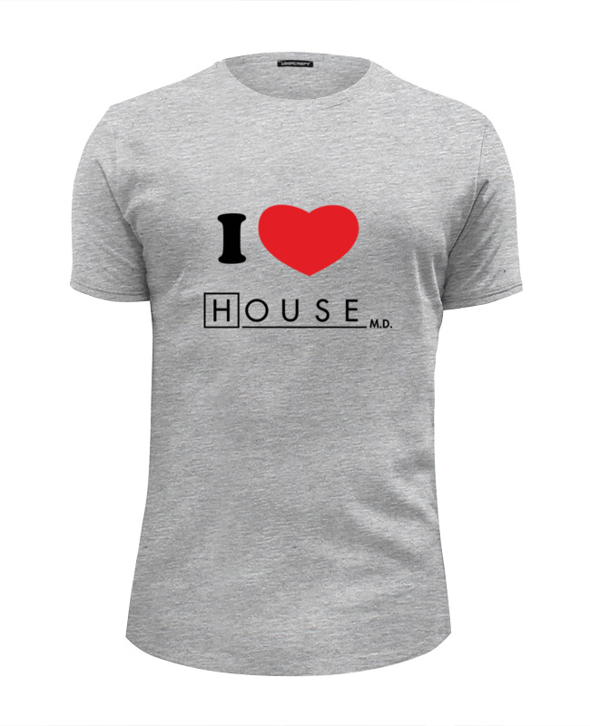 Printio I love house