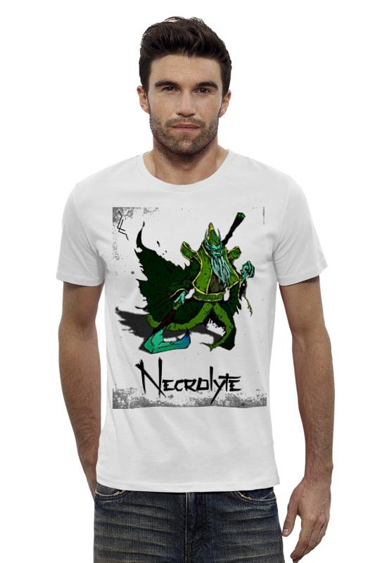 Футболка Wearcraft Premium Slim Fit Printio Dota 2 necrolyte футболка wearcraft premium slim fit printio saints row 2 blak