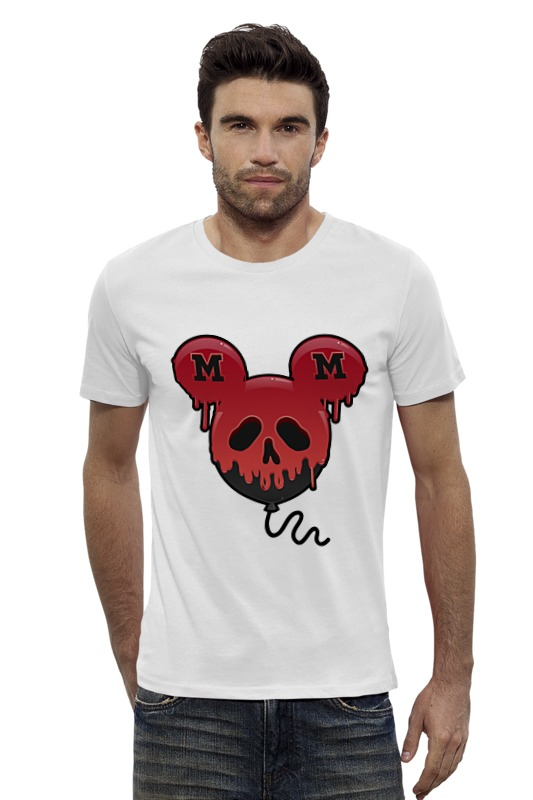 Футболка Wearcraft Premium Slim Fit Printio Skull - 27 футболка wearcraft premium slim fit printio skull