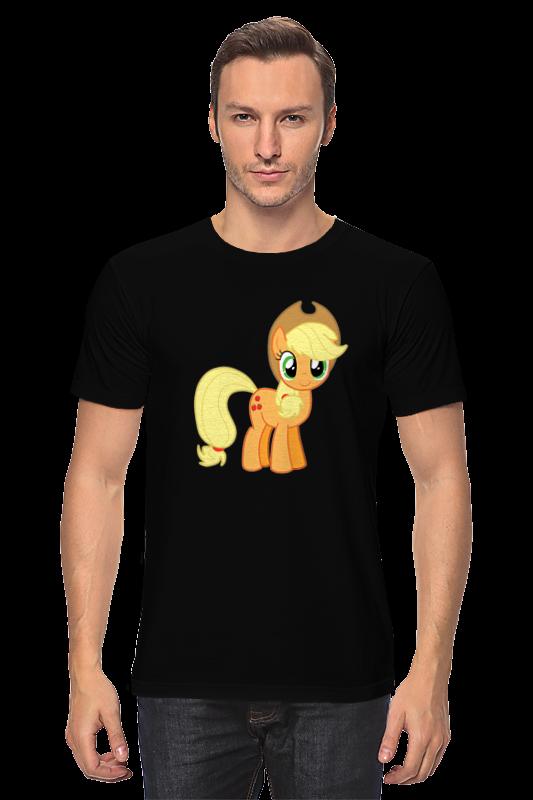 Футболка Wearcraft Premium Slim Fit Printio My little pony friendship is magic футболка wearcraft premium slim fit printio my little pony