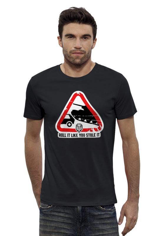 Футболка Wearcraft Premium Slim Fit Printio World of tanks футболка wearcraft premium printio sadhus of india
