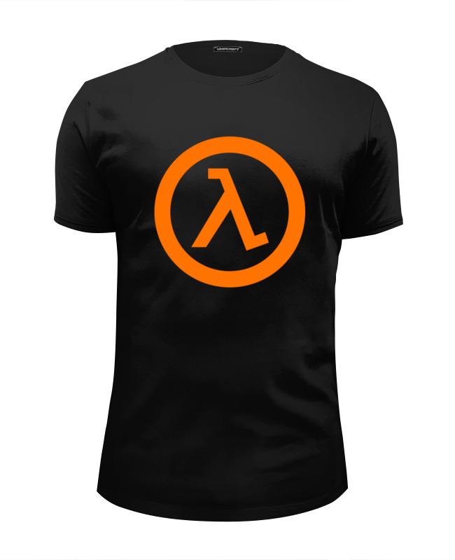 Футболка Wearcraft Premium Slim Fit Printio Half-life футболка wearcraft premium slim fit printio half life fallout