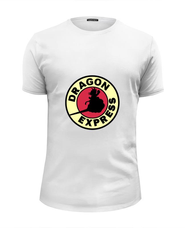 Футболка Wearcraft Premium Slim Fit Printio Жемчуг дракона футболка wearcraft premium slim fit printio дух дракона