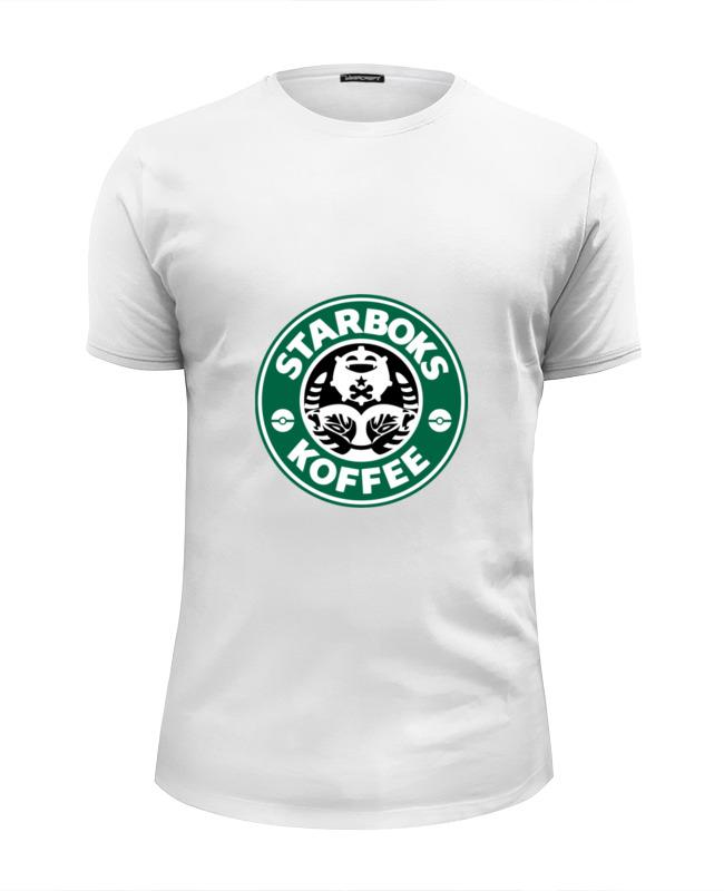 Футболка Wearcraft Premium Slim Fit Printio Покемон кофе футболка wearcraft premium slim fit printio покемон кадабра