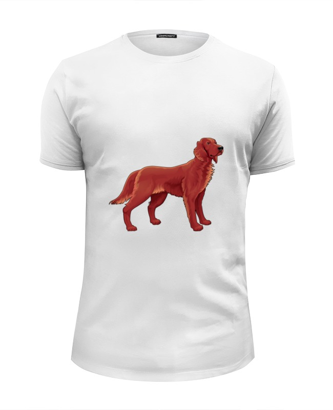 Printio Спаниель футболка wearcraft premium printio кокер спаниель