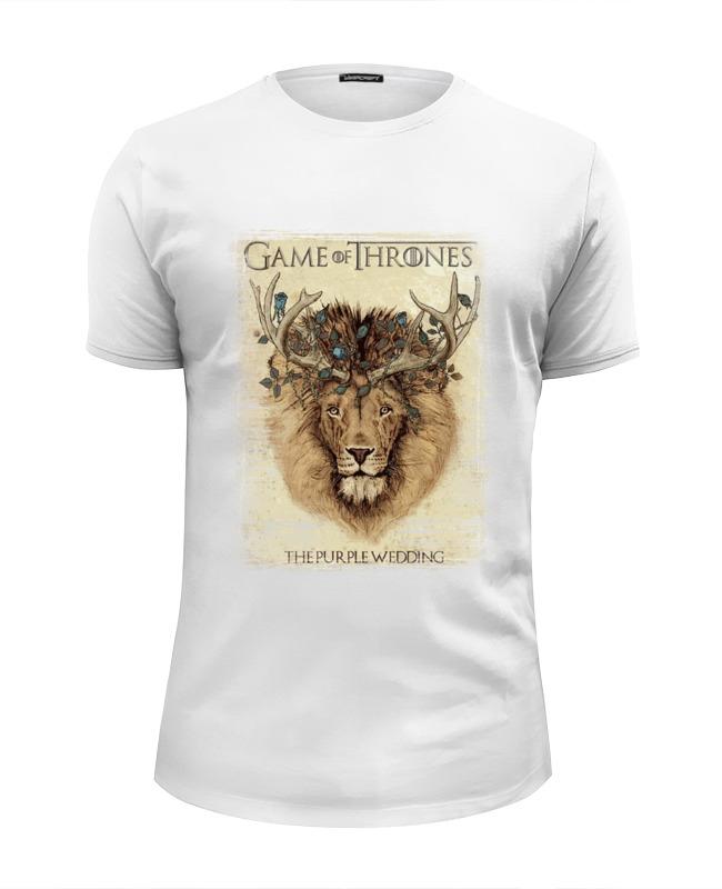 Футболка Wearcraft Premium Slim Fit Printio Game of thrones - игра престолов футболка wearcraft premium slim fit printio game of thrones игра престолов