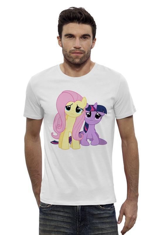 Футболка Wearcraft Premium Slim Fit Printio My little pony fluttershy 23 футболка wearcraft premium slim fit printio my little pony
