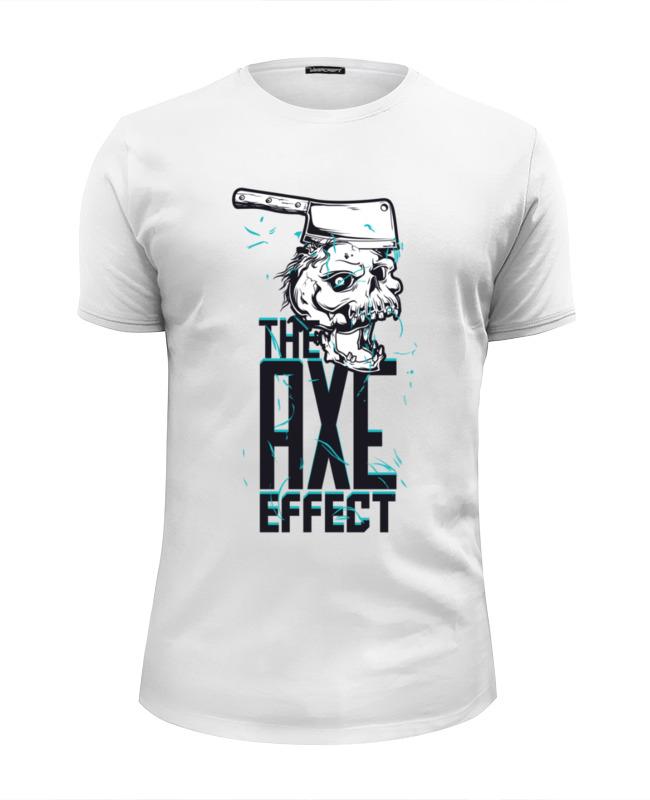 Футболка Wearcraft Premium Slim Fit Printio The axe effect