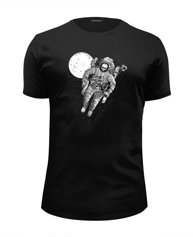 Футболка Wearcraft Premium Slim Fit Printio Dead space футболка wearcraft premium printio dead pool