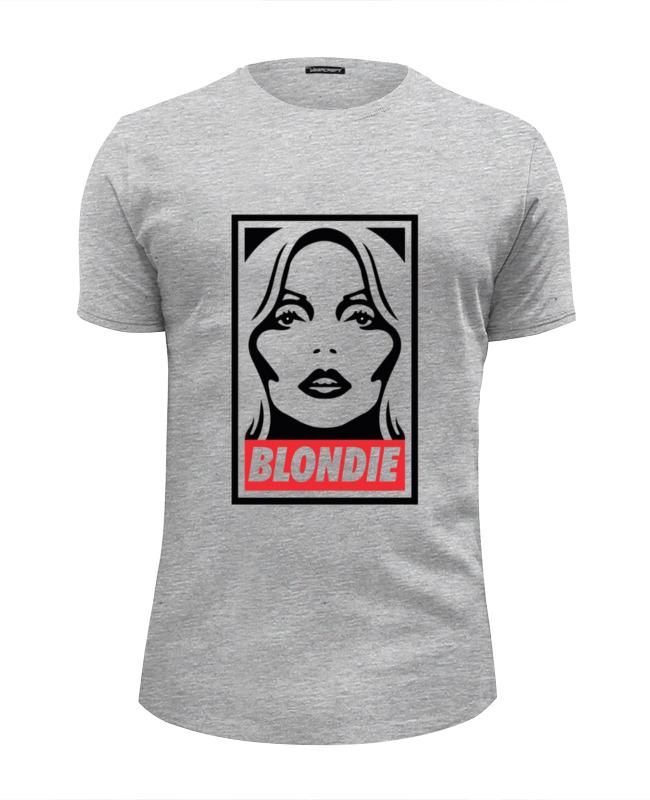 Футболка Wearcraft Premium Slim Fit Printio Blondie