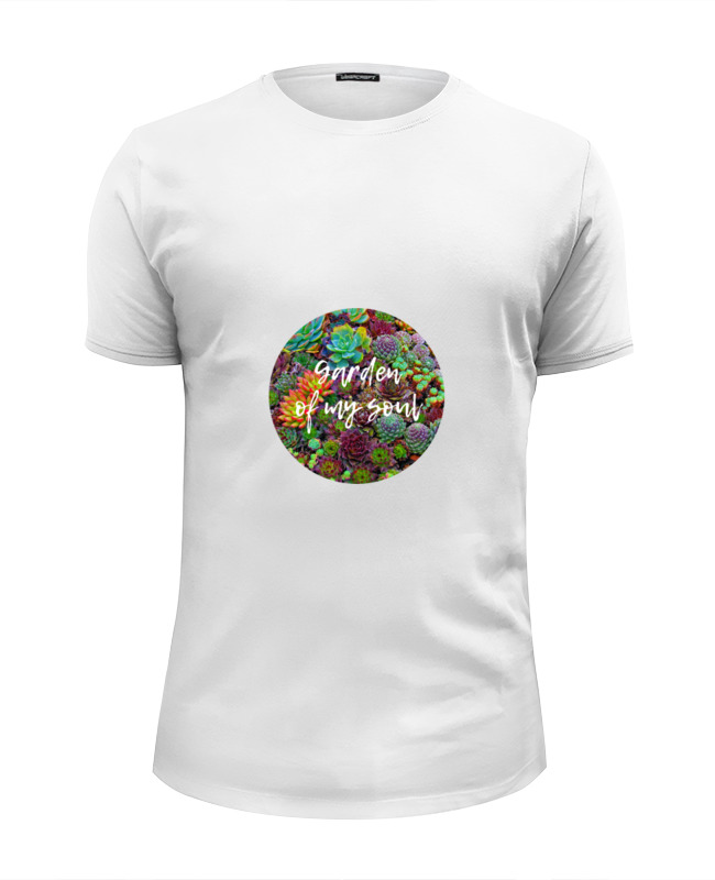 Футболка Wearcraft Premium Slim Fit Printio Суккуленты футболка wearcraft premium slim fit printio боулинг