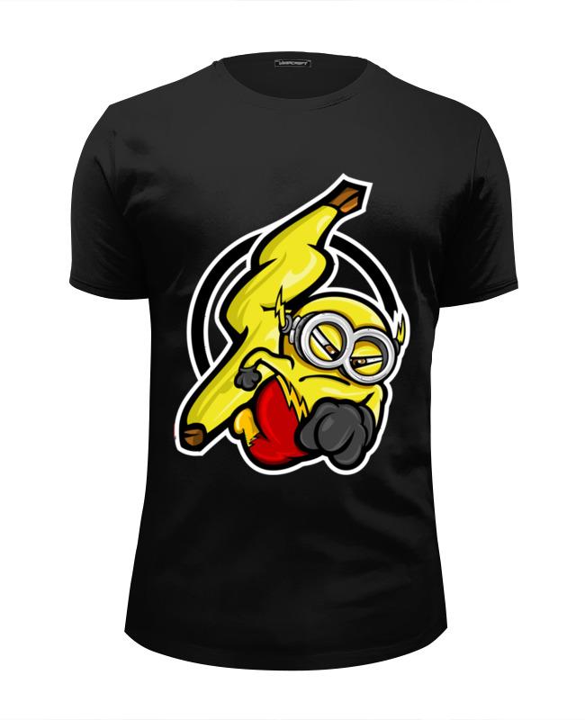 Printio Миньон-флэш футболка wearcraft premium slim fit printio rjpiuy