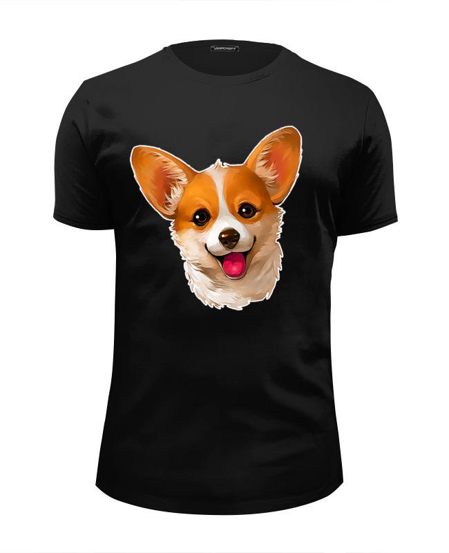 Printio Corgidog футболка wearcraft premium slim fit printio вдв
