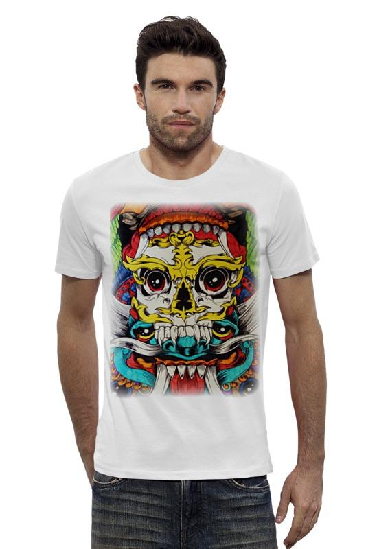 Футболка Wearcraft Premium Slim Fit Printio Всепоглощающее футболка wearcraft premium slim fit printio avengers