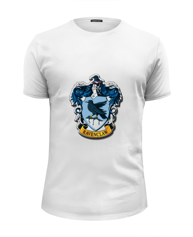 Printio Гарри поттер ravenclaw футболка wearcraft premium slim fit printio ravenclaw quidditch team
