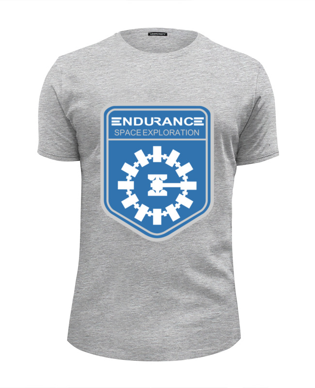 Футболка Wearcraft Premium Slim Fit Printio Endurance (interstellar) футболка wearcraft premium slim fit printio endurance interstellar