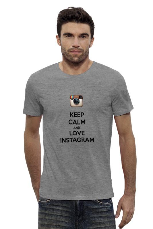 Футболка Wearcraft Premium Slim Fit Printio Instagram instagram socialmatic camera цена
