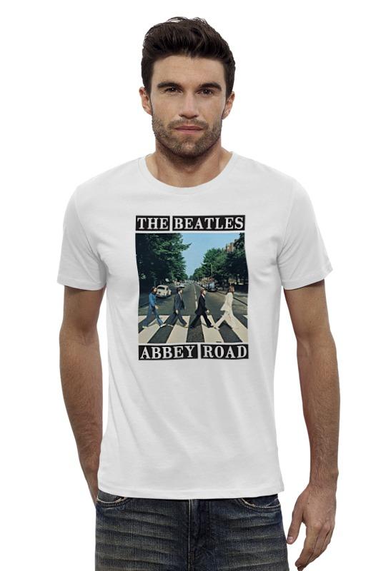 Футболка Wearcraft Premium Slim Fit Printio The beatles футболка wearcraft premium slim fit printio the black keys