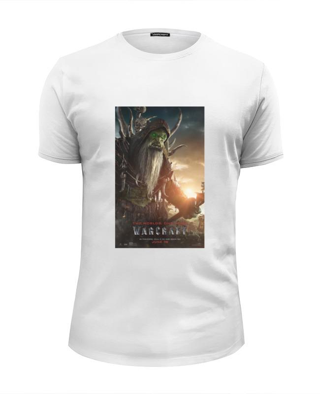 Printio Warcraft футболка wearcraft premium slim fit printio вселенная