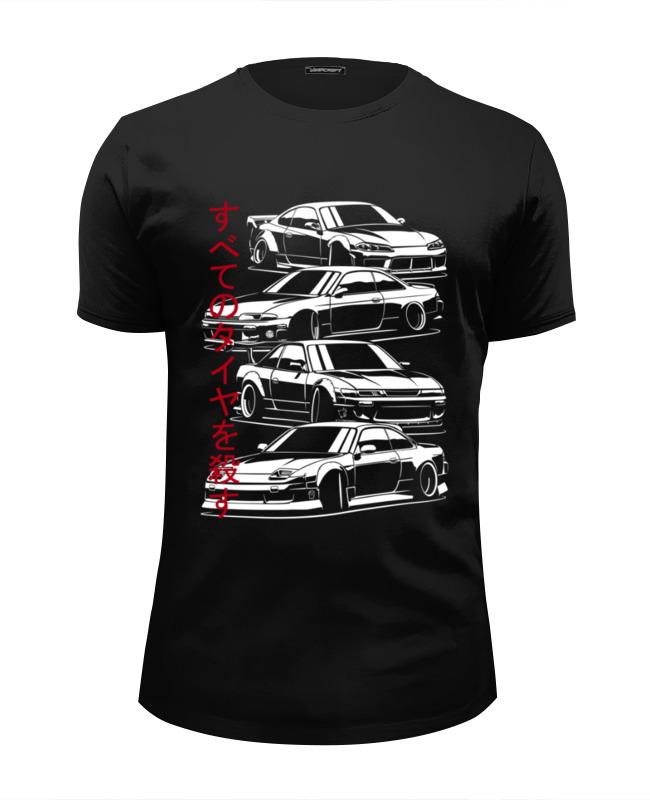 Printio Silvia's футболка wearcraft premium slim fit printio постапокалиптический