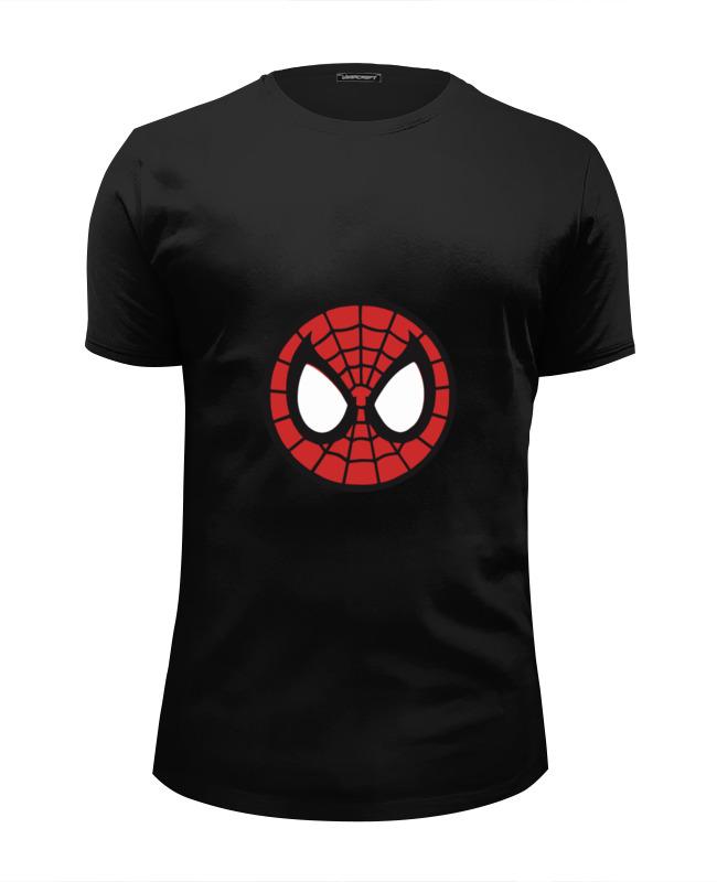 Футболка Wearcraft Premium Slim Fit Printio Spider-man / человек-паук футболка wearcraft premium slim fit printio spider man