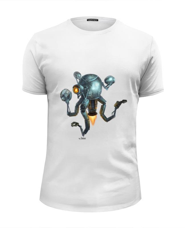 Футболка Wearcraft Premium Slim Fit Printio Mr handy футболка wearcraft premium slim fit printio mr handy fallout
