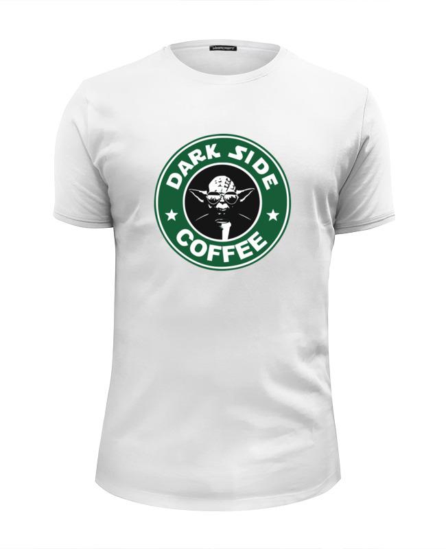 Футболка Wearcraft Premium Slim Fit Printio Йода (звездные войны) футболка wearcraft premium slim fit printio магистр йода звездные войны