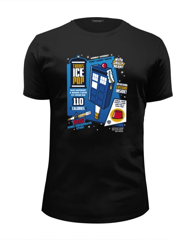 Футболка Wearcraft Premium Slim Fit Printio Тардис футболка wearcraft premium slim fit printio красная шапочка и тардис