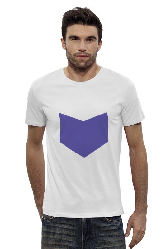 Футболка Wearcraft Premium Slim Fit Printio Соколиный глаз (hawkeye) футболка wearcraft premium slim fit printio ронин