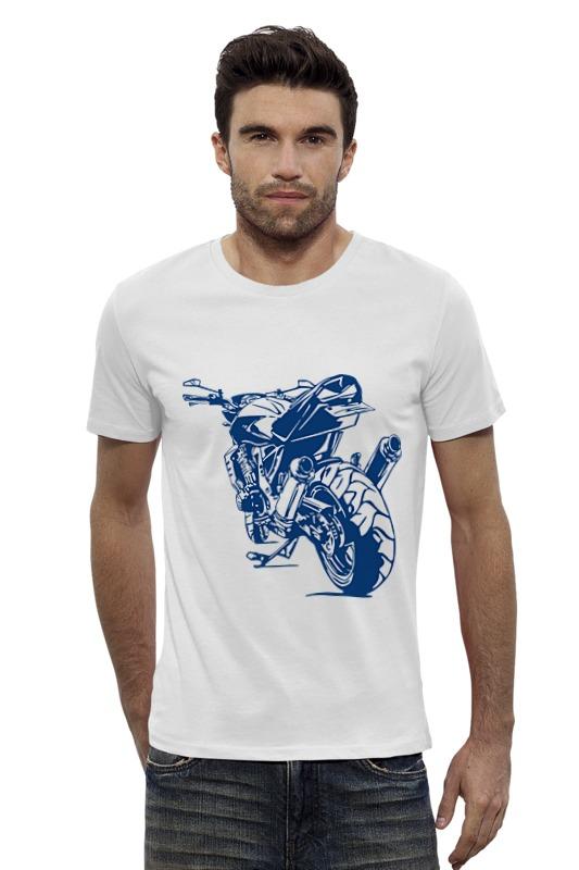 Футболка Wearcraft Premium Slim Fit Printio Мото футболка wearcraft premium slim fit printio кит ричардс