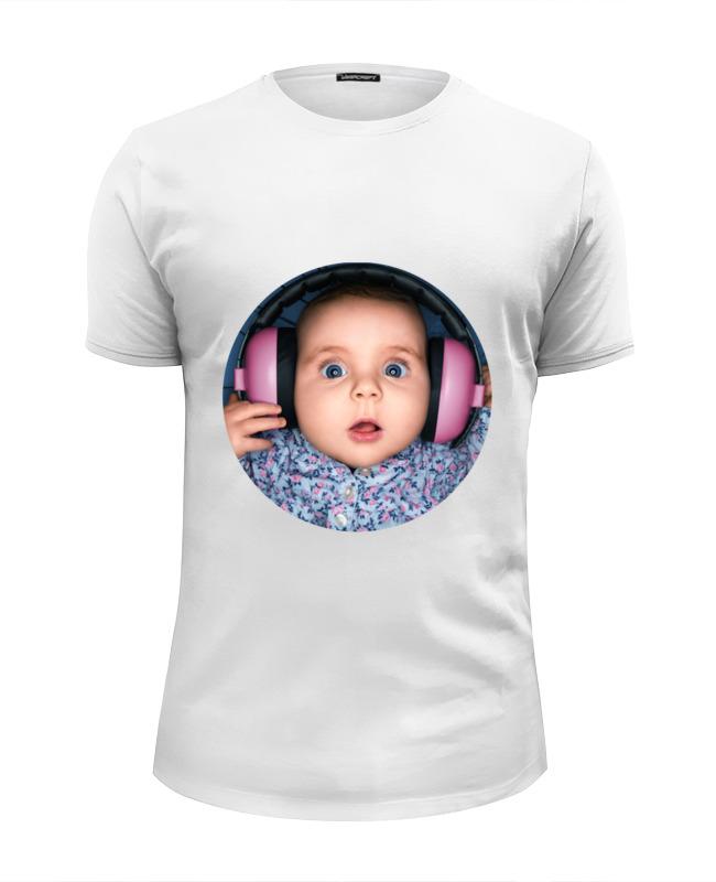 Футболка Wearcraft Premium Slim Fit Printio Я здесь! футболка wearcraft premium printio я здесь только из за покемонов