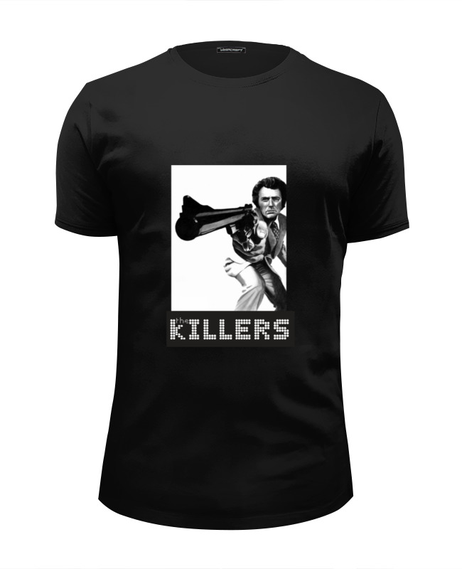 Футболка Wearcraft Premium Slim Fit Printio The killers