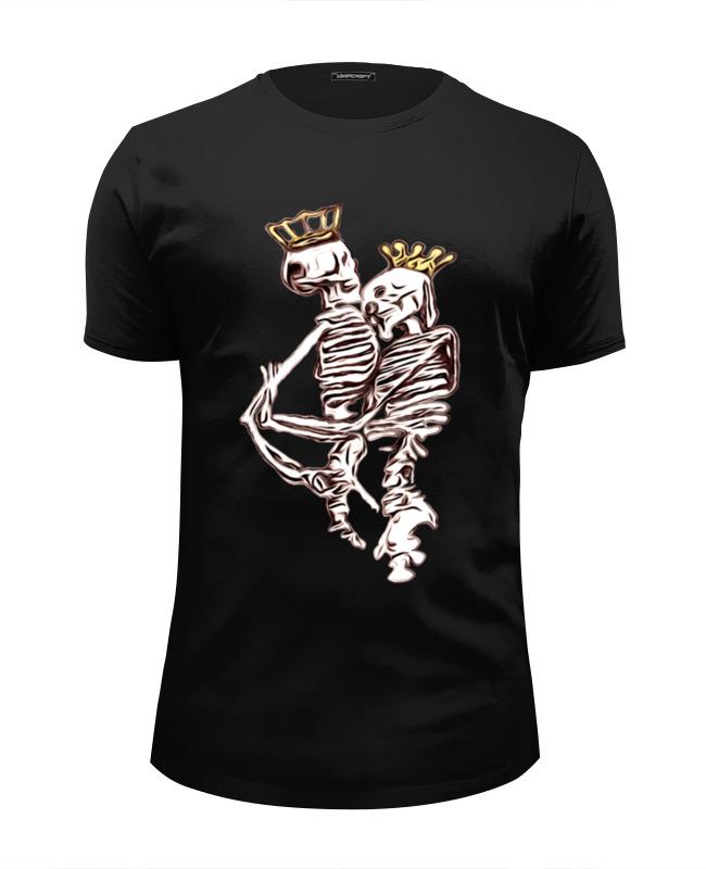 Футболка Wearcraft Premium Slim Fit Printio Kings & aliens футболка wearcraft premium printio los angeles kings nhl usa