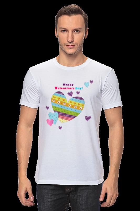 Футболка Wearcraft Premium Slim Fit Printio happy valentine's day! футболка wearcraft premium slim fit printio my government fucks me every day