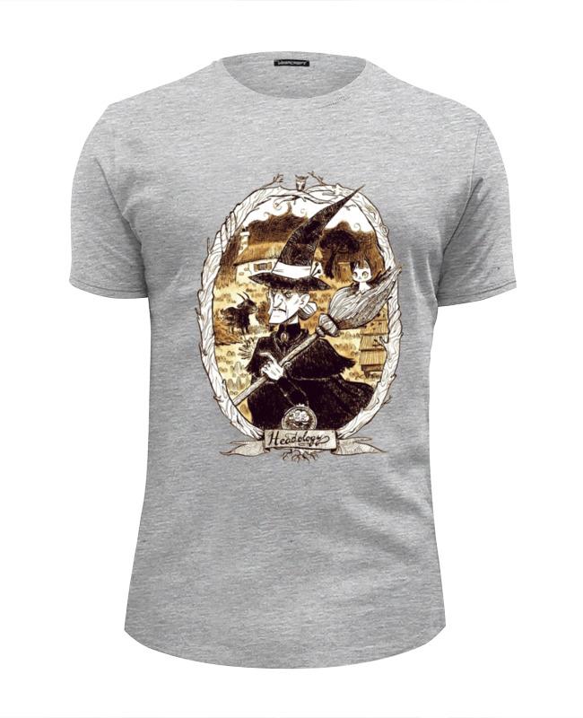 Футболка Wearcraft Premium Slim Fit Printio Злой колдун футболка классическая printio злой колдун