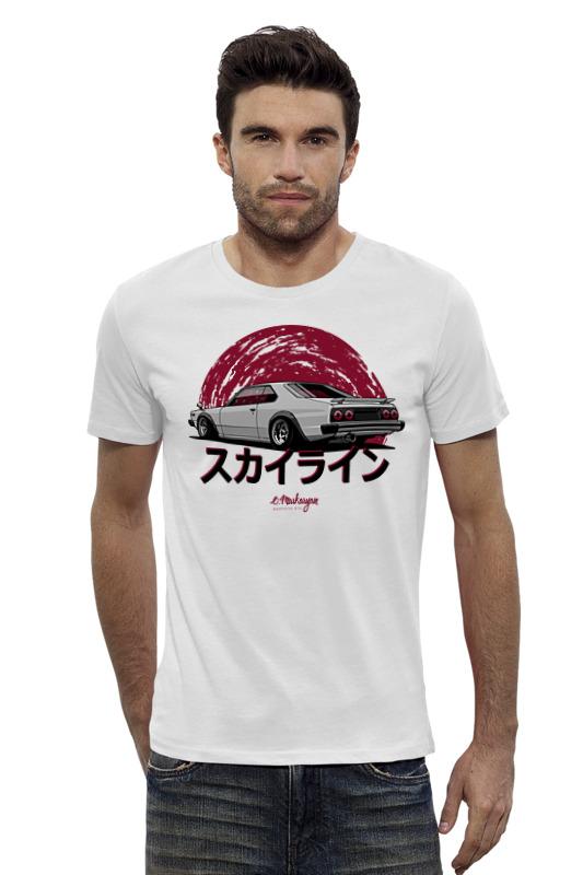 Футболка Wearcraft Premium Slim Fit Printio Nissan skyline c210 футболка wearcraft premium slim fit printio nissan gtr r35