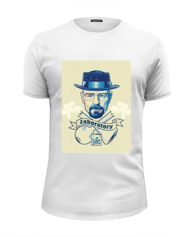 Printio Хайзенберг футболка хайзенберг