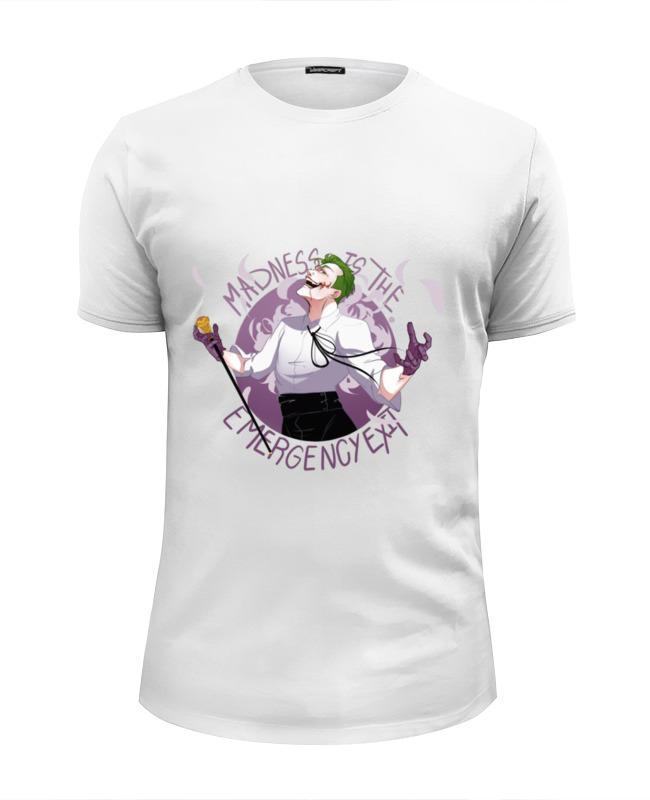 Фото - Printio Джокер / joker футболка wearcraft premium slim fit printio joker